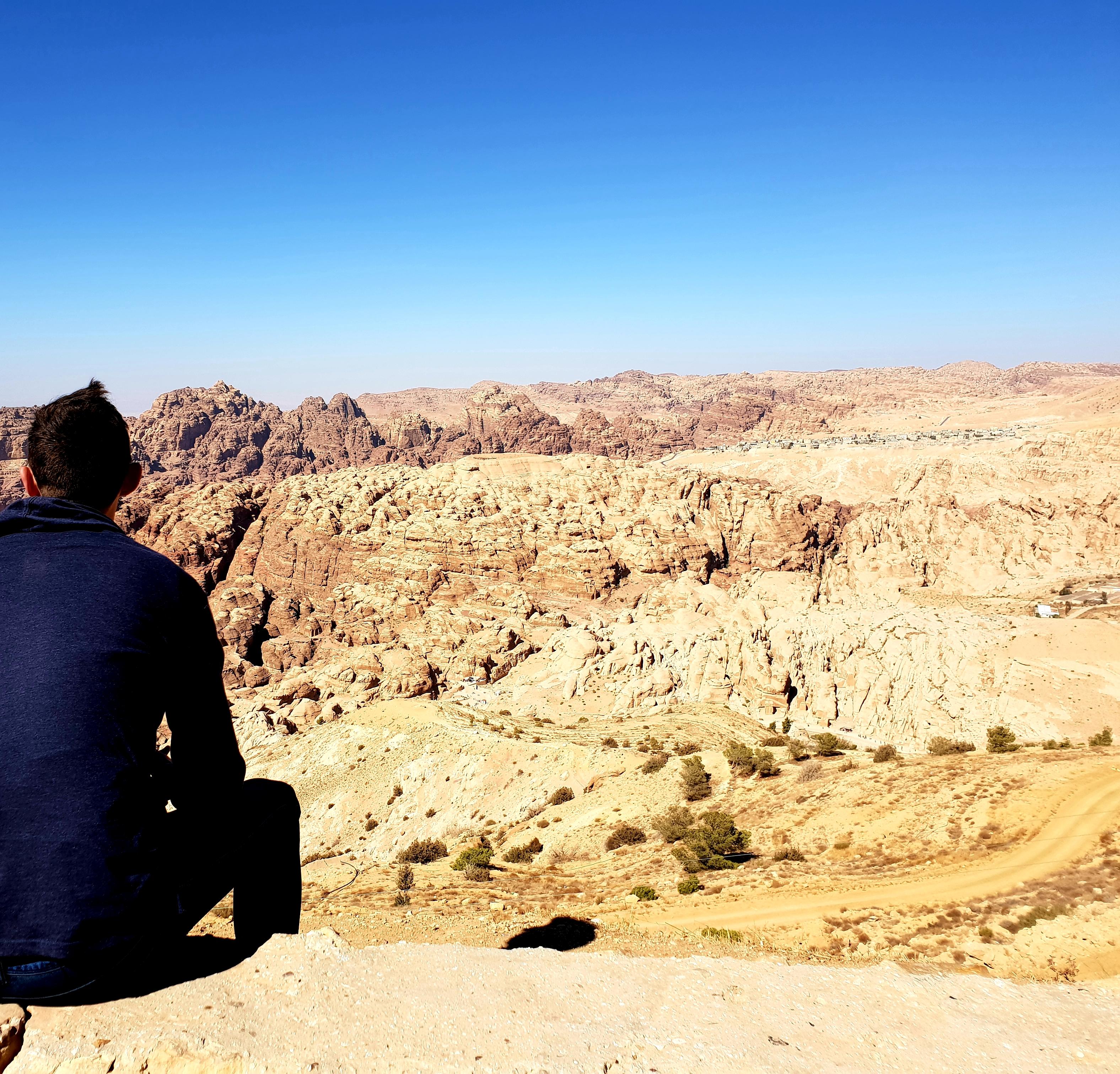 Jordan, Near Petra