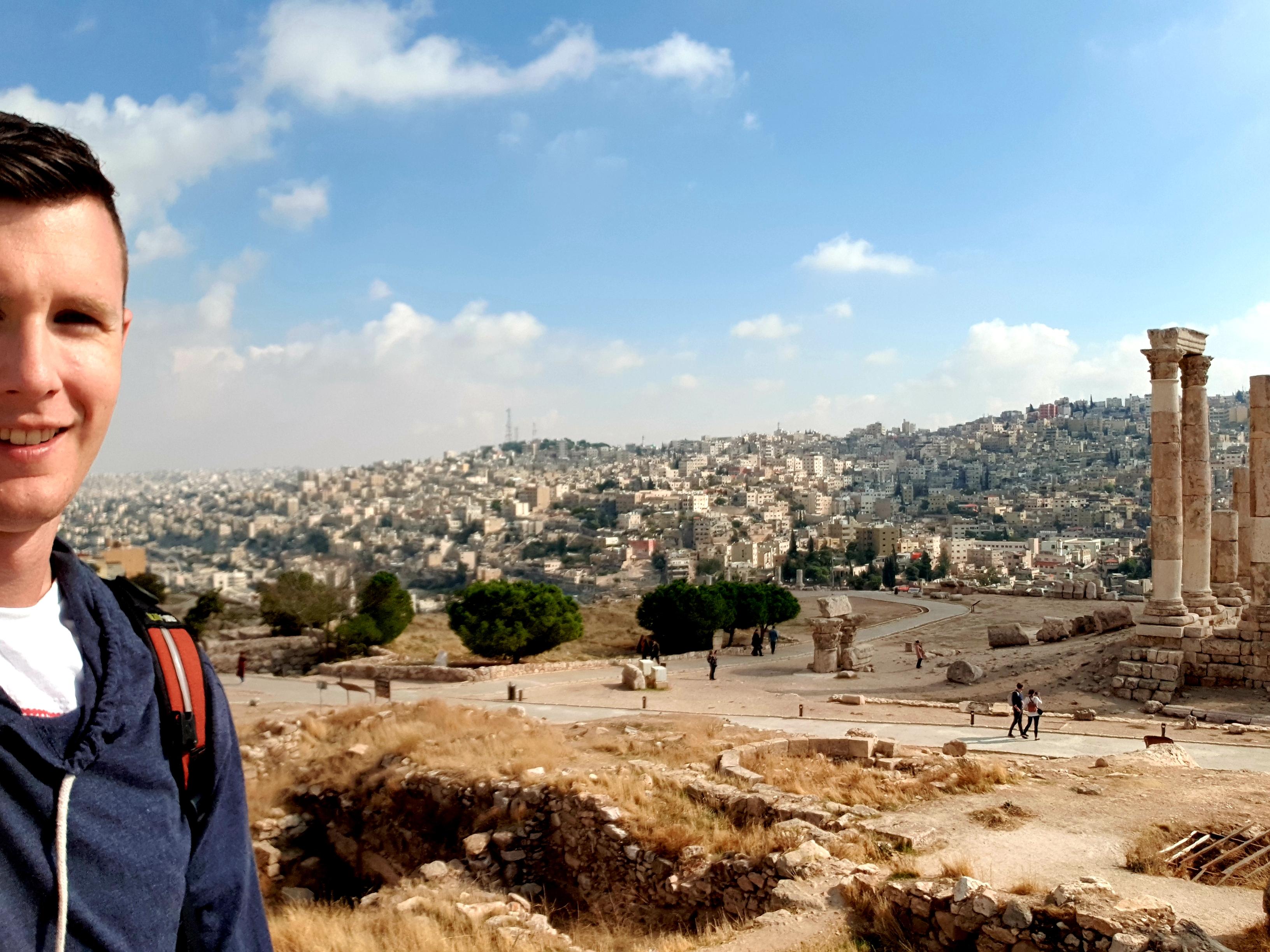 Suburban Amman
