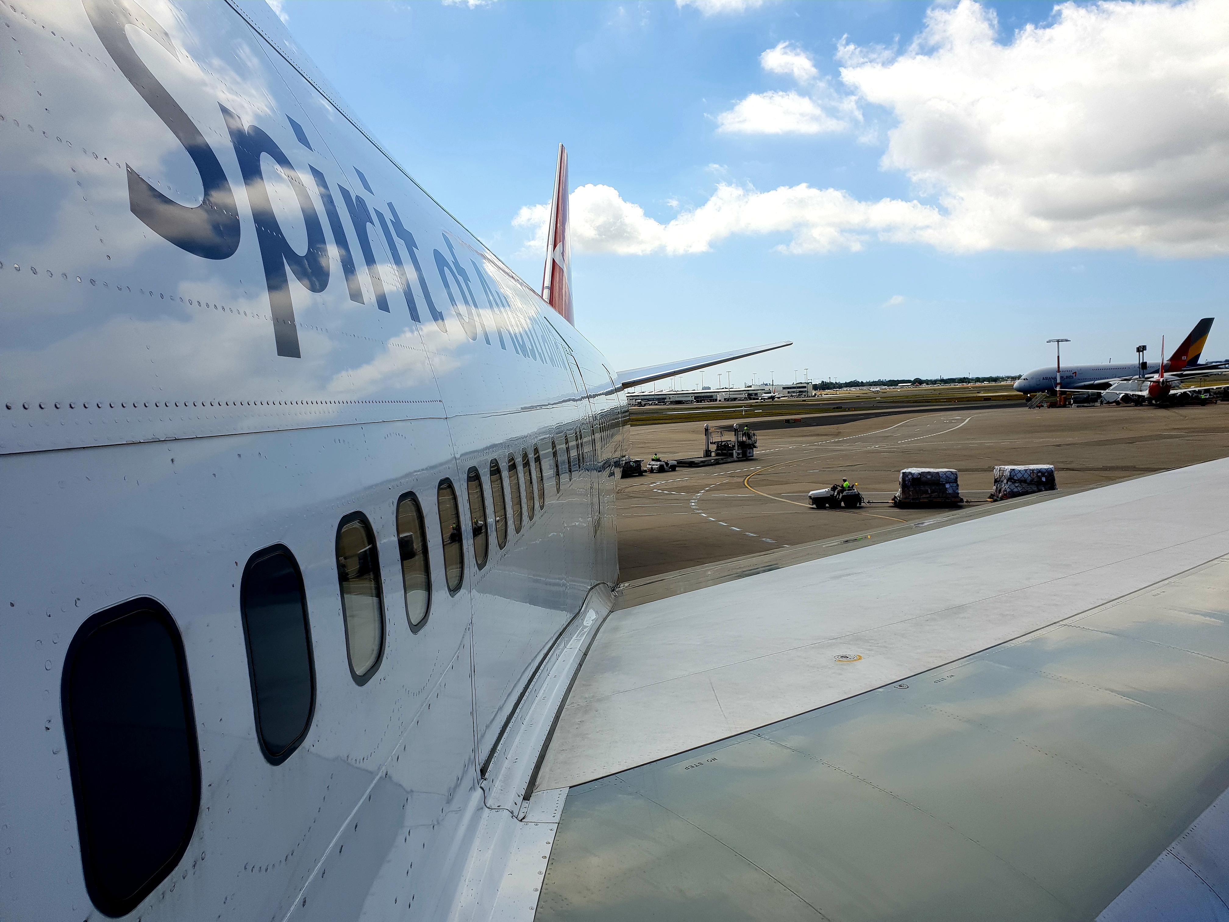 External Super Jumbo A380