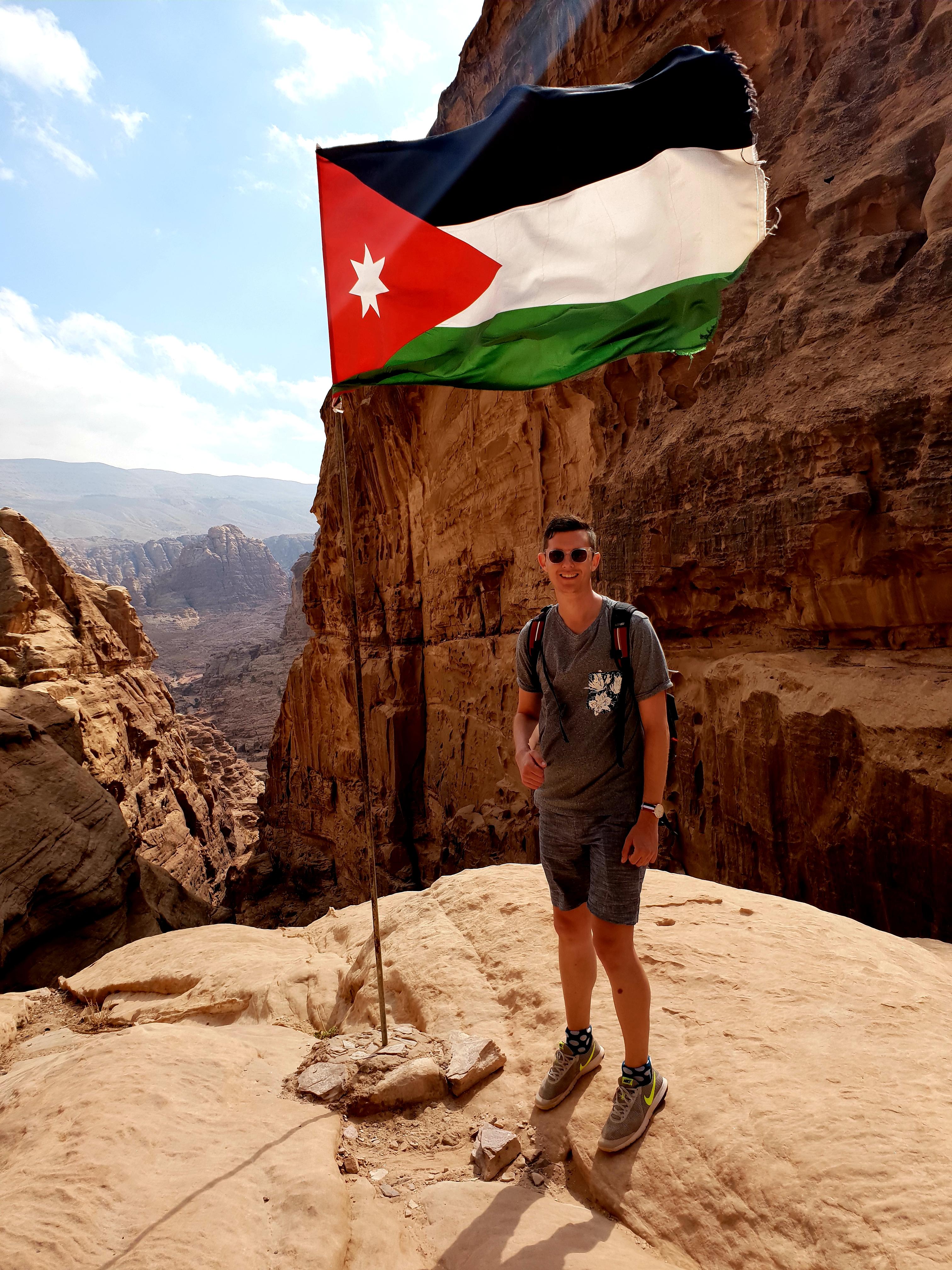 Jordanian Monastery Hike