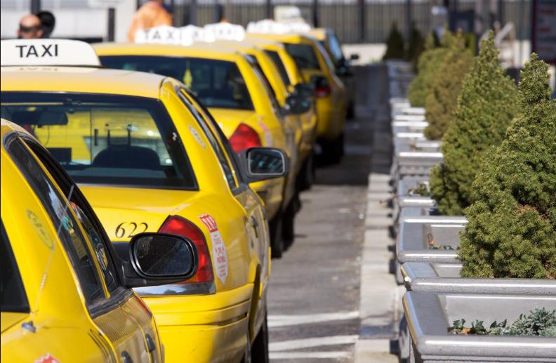 Taxi Rank