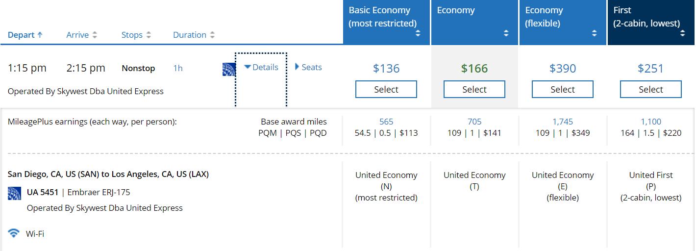 United.com Airline