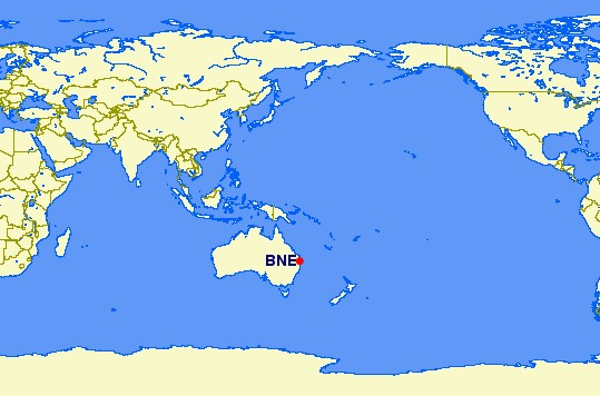 BNE World Map